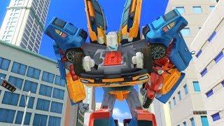 TOBOT English | 120 Merging of Minds | Season 1 Full Episode | Kids Cartoon | Kids Movies