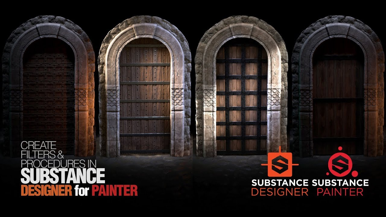 Create Custom Filters for Substance Painter | Substance Designer Tutorial