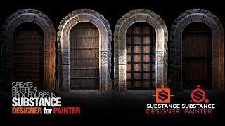 Create Custom Filters for Substance Painter | Substance Designer Tutorial