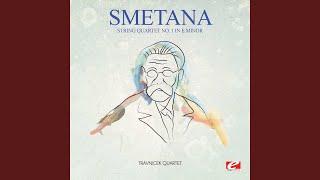 String Quartet No. 1 in E Minor: I. Allegro vivo appassionato