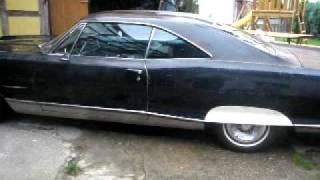1965 Pontiac Bonneville walk around