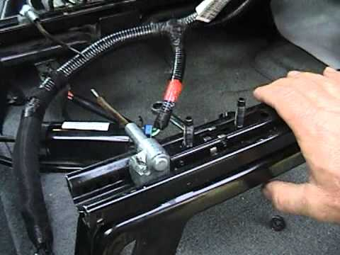 hqdefault how to repair dodge truck power seat youtube 2002 Dodge Dakota Quad Cab Wiring Diagram at mifinder.co