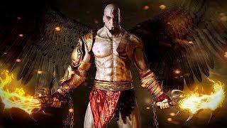 Zeus'un Gazabı God of War   Kratos & His Last Spartan Soldier