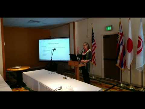 (Part 2--2nd Day) 8th Ocean Energy and Economic Development Symposium & Workshop