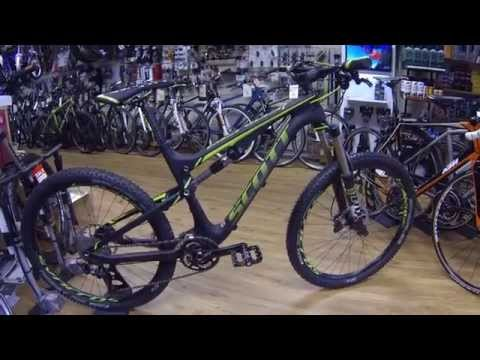 bc8e32dc9c1 2014 Scott - Genius 720 (Damian Harris Cycles) - YouTube