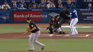 Бейсбол. Плей-офф MLB (раунд Wild Card). Торонто Блю-Джейз - Балтимор Ориолс (4.10.2016) [RU]