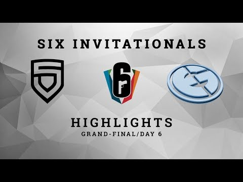 PENTA vs Evil Geniuses | Six Invitational Grand Final Highlights