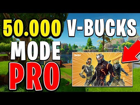 *NOUVEAU* MODE *PRO* SUR FORTNITE BATTLE ROYALE !!!