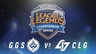 Video GGS vs. CLG - Week 2 Day 2 | NA LCS Spring Split | Golden Guardians vs. Counter Logic Gaming (2018) download MP3, 3GP, MP4, WEBM, AVI, FLV Juni 2018