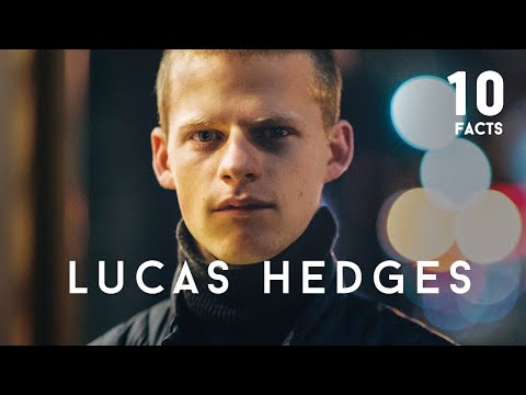 10 Facts About Lucas Hedges