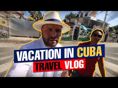 Vacation in Cuba Travel Vlog