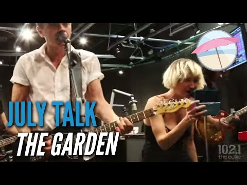 July Talk - The Garden (Live at the Edge)