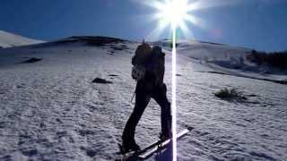 monte marsicano-scialpinismo