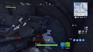 Fortnite Skin prisoner stage 1 key to Polar Peak!