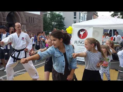 Lange-Ost-Nacht Stuttgart 2017 - JUNGDO Taekwondo