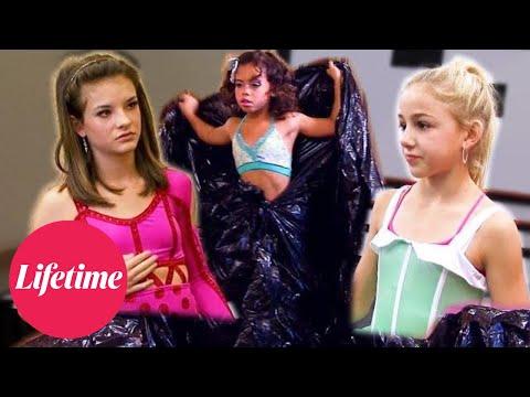 'Ugliest Costume I've Ever Seen' Wardrobe Meltdowns - Dance Moms (Flashback Compilation) | Lifetime