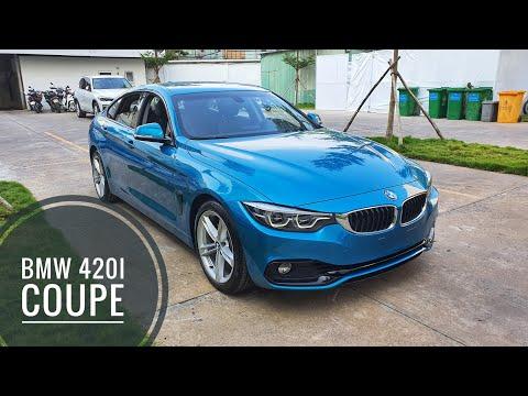 Đánh giá BMW 420i Coupe 2020: Cá tính và thể thao | Hotline 0913 888 664