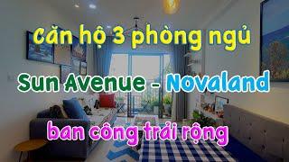 Sun Avenue quận 2 Novaland - Khám phá căn hộ 3 phòng ngủ nội thất đẹp | Nhận ký gửi BĐS | OneEra