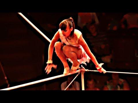 Circus. Gymnasts. Цирк. Гимнасты.