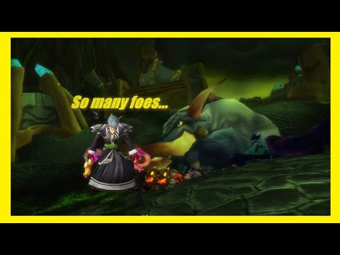 Outland Adventures S3: Ep. 19 BREAKIN EM ALL!! (World of Warcraft: The Burning Crusade)