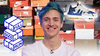 Ninja Reveals Why Hę Turned Down Nike to Sign With Adidas | Full Size Run