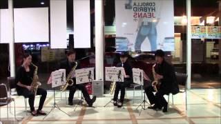 広島で活動しているグループです。 トヨタカローラ南岩国店でのコンサー...