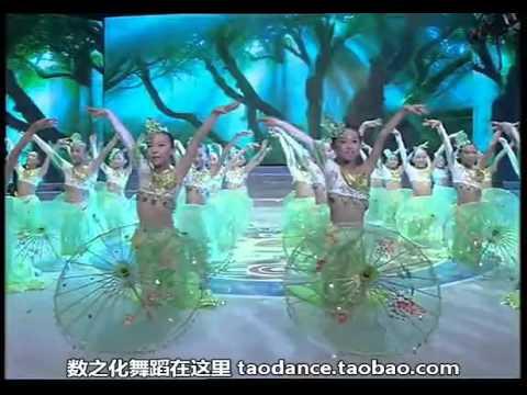 Spring Rain 春雨 幼儿获奖舞蹈