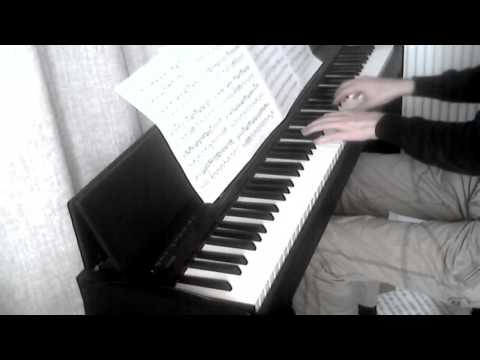 Piano: Burn After Reading OST (2008)