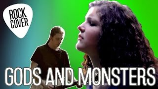 Lana Del Rey - Gods and Monsters ROCK Cover