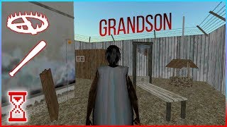 Новая игра Grandson | Играю бабкой в поисках хитрого Внука