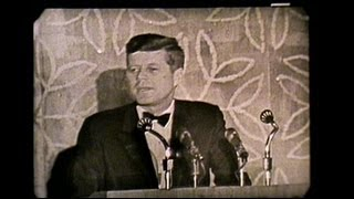 In 1963 President Kennedy addressed the 50th Annual Meeting of ADL....