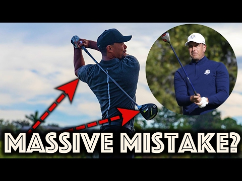Tiger To TaylorMade A Massive Mistake? Stenson Switches His 3-Wood!!!