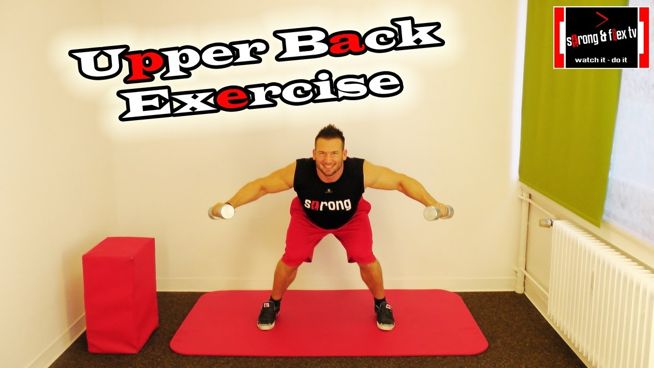 Get Some Muscles On Your Back Youtube