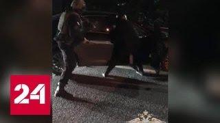 В столице полицейские обезвредили банду автоугонщиков