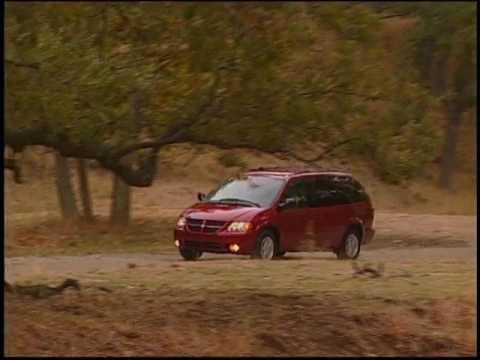 Dodge Caravan Minivan 2006