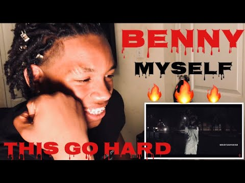 "Benny ""Myself"" (WSHH Exclusive - Offical Music Video) - Reaction!!"