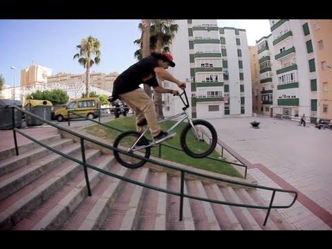 NO VISA - FULL BMX DVD (Spain & Argentina)