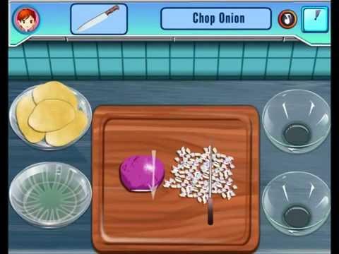เกมสทำอาหาร Potato soup gameplay for kids