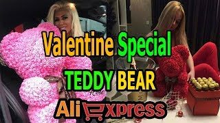 2019 Hot Selling Top 5 Teddy Bear For Gifting - Valentine Special #AliExpress