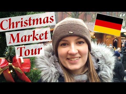 Let's visit a German Weihnachtsmarkt!