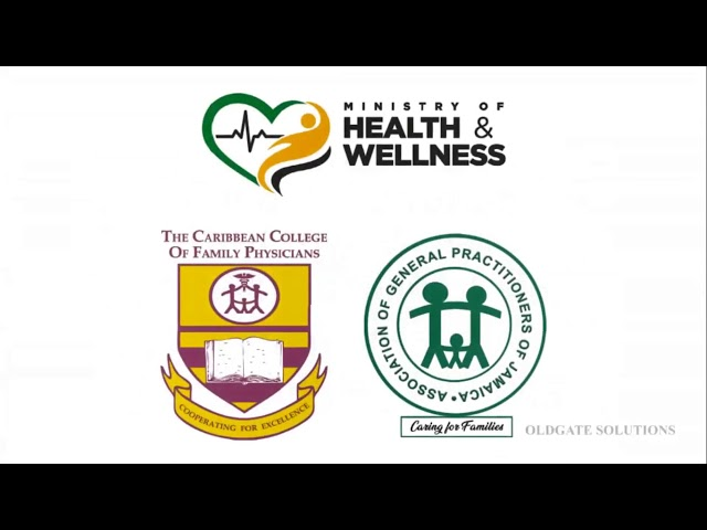 Ministry of Health & Wellness & CCFP-AGPJ Training session on HTN & Diabetes
