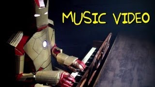 """I Love You Iron Man"" - Performed by Tony Stark (Homemade Music Video)"