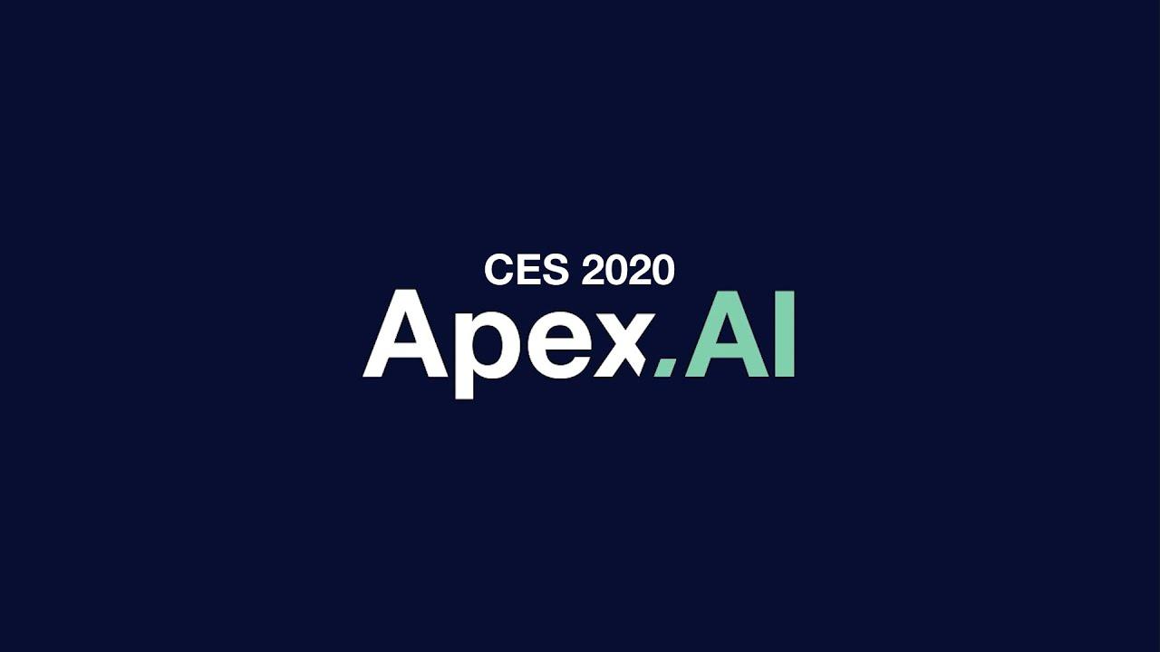 Apex.AI @ CES 2020