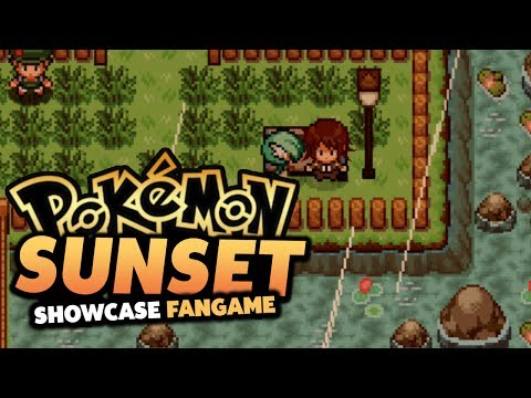 WHERE IS BULBASAUR!? Pokémon SunSet - Pokemon Fan Game - GAMEPLAY and Download