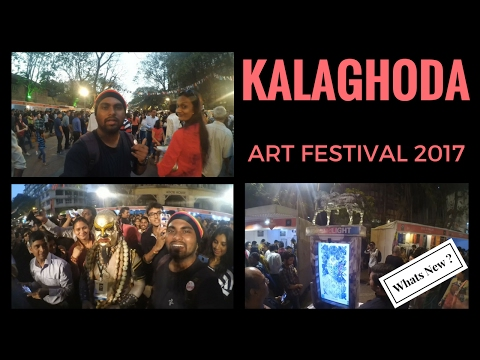 KALA GHODA ART FESTIVAL 2017 | Should you Go or Not ?