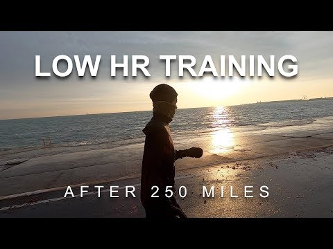 Low Heart Rate Training After 250 Miles (Maffetone)