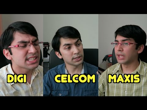 DIGI vs CELCOM vs MAXIS under heavy fire!