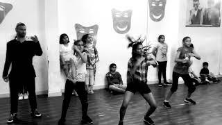 Chamma chamma dance choreography   Revolution Dance Academy   Bhilwara