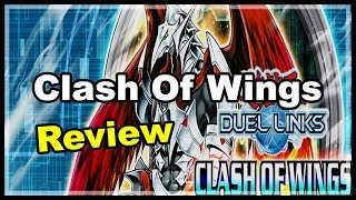 Análise Da Nova Mini-Box CLASH OF WINGS [Yu-Gi-Oh! Duel Links]