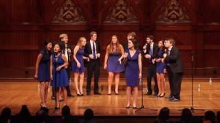 Ain't Got Far To Go (Jess Glynne) - The Harvard Callbacks